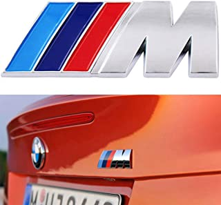 SUKRAGRAHA Replacement Model No Rear 3D Sticker Emblem Badge for BMW X1 X3 X5 X6 GT X1