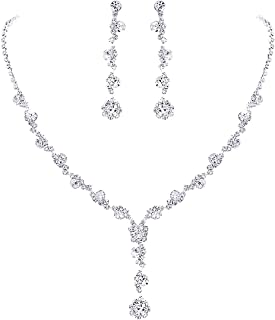 Best silver bridesmaid jewelry Reviews