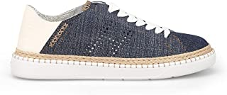 HOGAN Luxury Fashion Womens HXW4200BM60KYK0QFH Blue Lace-Up Shoes | Spring Summer 19