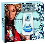 Beyonce Heat Shimmer–Eau de Toilette, Gel de ducha y loción corporal