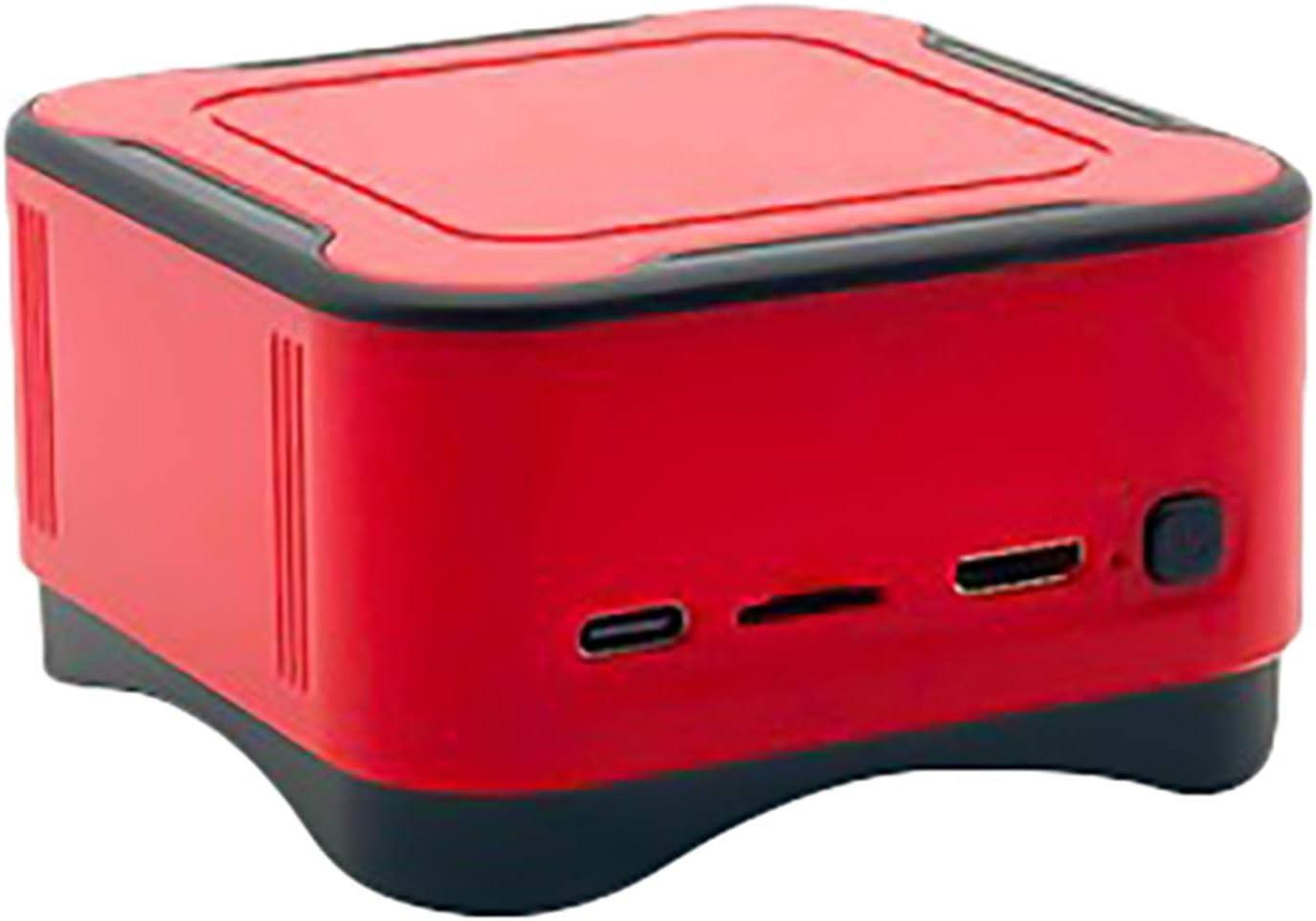 LUULYGO Mini Retro Game Console PS1 Challenge the lowest price San Antonio Mall Arcade 4K FC HD