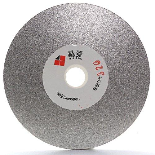 JOINER Diamond Coated Flat Lap Disk Grinding Polishing Wheel 4' inch 100mm...