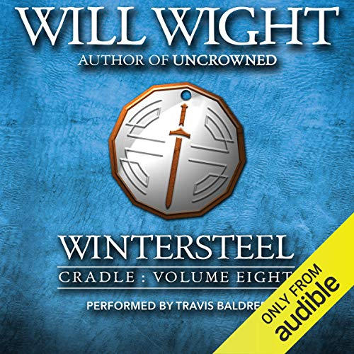 Wintersteel Audiobook By Will Wight cover art