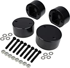 Liftcraft - Fits 1999-2004 Land Rover Discovery II (2WD + 4WD) 2 Inch Front and 2 Inch Rear Lift Kit 6061T6 Aircraft Billet Spring Spacers (4pc Kit)