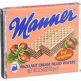 Manner Wafers Hazelnut Cream F...