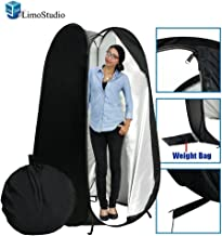 LimoStudio 6 ft. Portable Indoor Outdoor Camping Photo Studio Pop up Changing Tent Fitting Rom with Carrying Case, Foldable into Carry Bag, AGG348