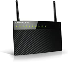 $59 Get Medialink AC1200 Wireless Gigabit Router - Gigabit (1000 Mbps) Wired Speed & AC 1200 Mbps Combined Wireless Speed (Part# MLWR-AC1200R)