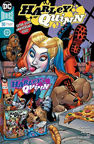 Harley Quinn (2016-) #50 (English Edition)