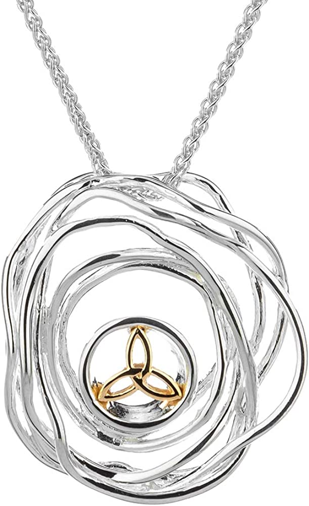 Keith Jack Jewelry Celtic Cradle Life of Fashion Necklace cheap