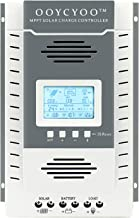 Temank 80A MPPT Solar Charge Controller 12V/24V DC Auto, Max 96V, 780W/1560W Input 60 amp Solar Panel Regulator fit for Gel Sealed Flooded Battery and Load Timer Setting