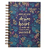 """Christian Art Gifts Large Hardcover Notebook/Journal 