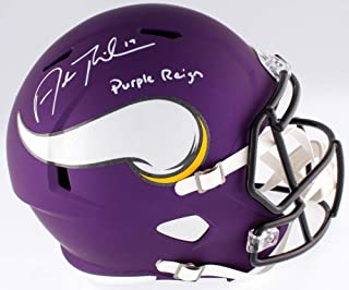 vikings signed memorabilia