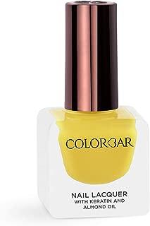 Colorbar Nail Lacquer, Butterscotch, 12 ml