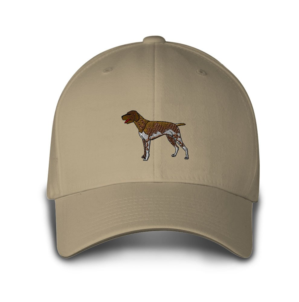 Custom Trucker Hat Richardson Pointer Embroidery Dog Name Cotton Soft Mesh Cap
