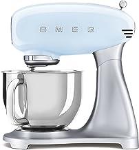 SMEG SMF02PBEU   Keukenmachine Jaren '50   Kleur : pastelblauw