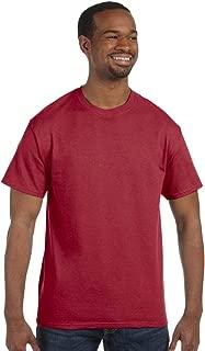 50-50 Short-Sleeve T-Shirt (29M) Available in 28 Colors Medium Cardinal