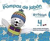 Pompas de jabón. Bubbles age 4. Pre-primary Education - 9788490670644