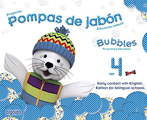 Pompas de jabón. Bubbles age 4. Pre-primary Education -