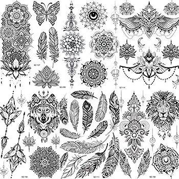 Best feather tattos Reviews