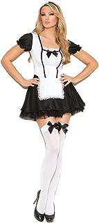 Womens Kinky Maid Costume Two Piece Set