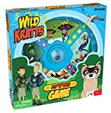 Pressman Wild Kratts Pop 'N' Race, Multi-colored, 5'