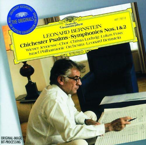 Christa Ludwig, Lukas Foss, Israel Philharmonic Orchestra, Leonard Bernstein, Wiener Jeunesse-Chor & Günther Theuring