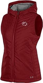 Under Armour NCAA Women's Lightweight Hooded Puffer Vest