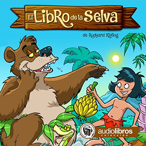 El Libro de la Selva [The Jungle Book] audiobook cover art