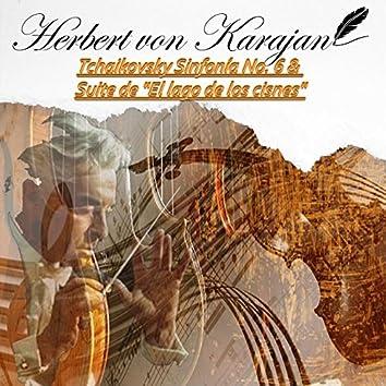 """Herbert von Karajan, Tchaikovsky Sinfonía No. 6 & Suite de """"El lago de los cisnes"""""""