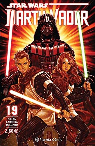 Star Wars Darth Vader nº 19/25 (Star Wars: Cómics Grapa Marvel)