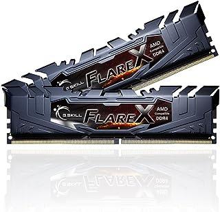 G.Skill F4-2400C16D-16GFX - Módulo de Memoria DDR4 (16 GB) Color Gris