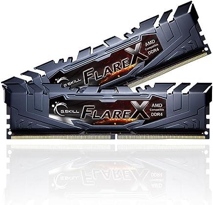 G.Skill F4-3200C14D-16GFX 16GB DDR4 3200MHz módulo de - Memoria (16 GB, 2 x 8 GB, DDR4, 3200 MHz, Negro)