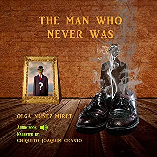 The Man Who Never Was audiobook cover art