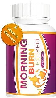 Adema Nutrition® Morning Burn originele capsules, extreem voor mannen en vrouwen, hoge dosis en veganistisch, energie, sne...