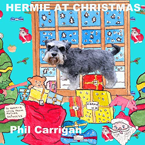 Hermie at Christmas cover art