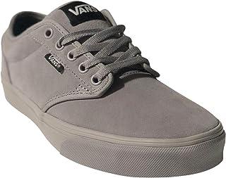 Vans Men's Atwood Skate Shoes (Camo Alloy/Drizzle, 11.5)