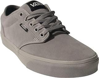 Vans Mens Atwood Skate Shoes (7 M US, Camo Alloy/Drizzle)