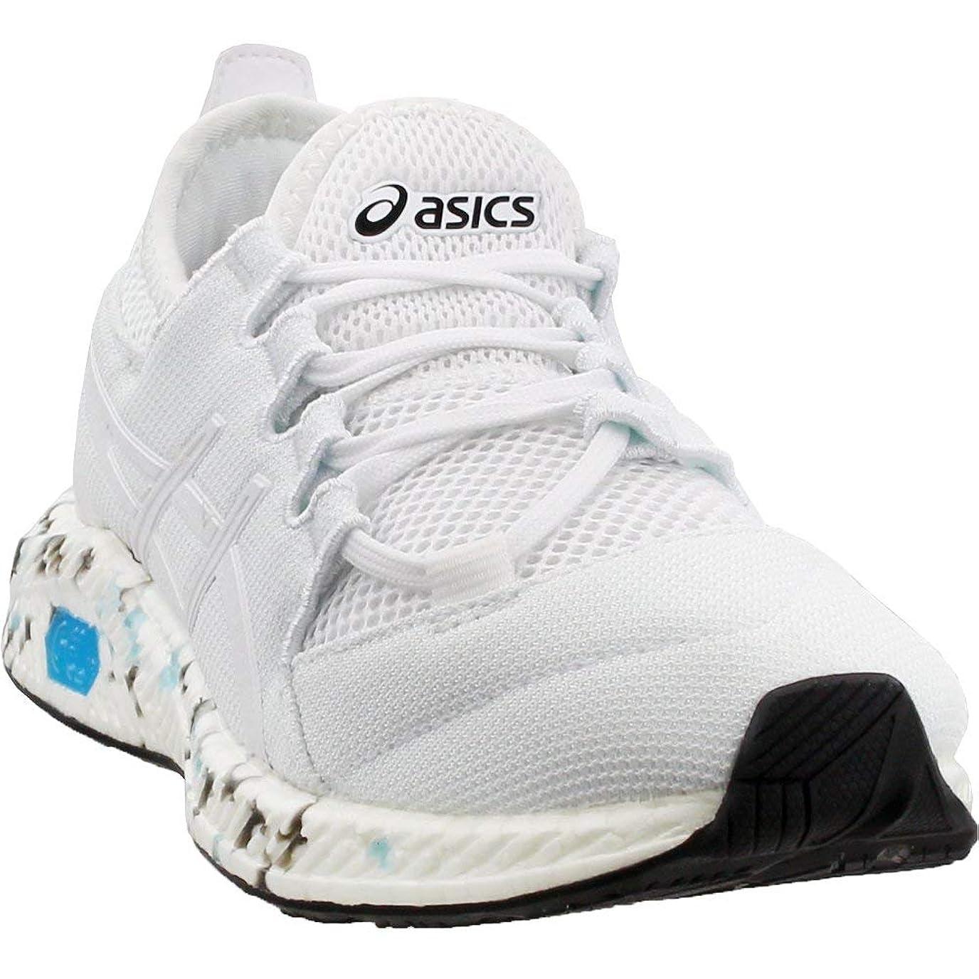 本部醜い見物人[ASICS] レディース US サイズ: 9.5 M US カラー: ホワイト