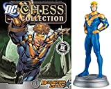 dc comics Chess Figurine Collection Nº 61 Booster Gold