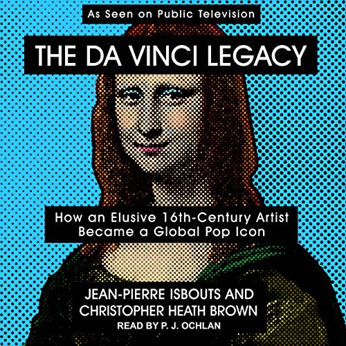 The da Vinci Legacy cover art
