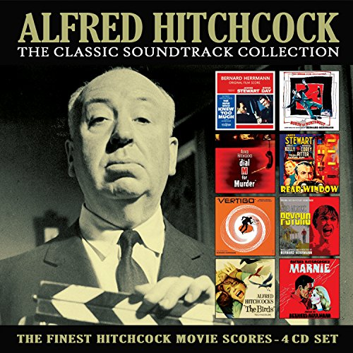 Alfred Hitchcock - The (4 CD)