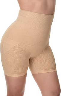 Viris Zamara Womens High Waist Underpants Shorts Shapewear Body Shaper