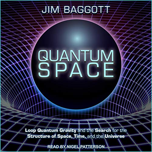 Page de couverture de Quantum Space
