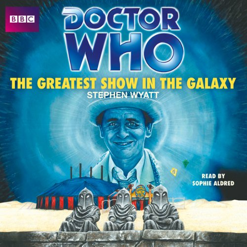 Doctor Who: The Greatest Show in the Galaxy (7th Doctor) cover art
