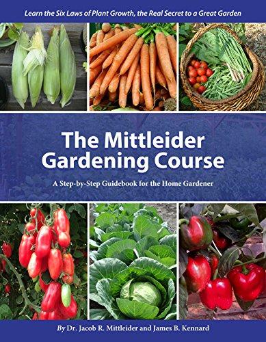 Mittleider Gardening Book