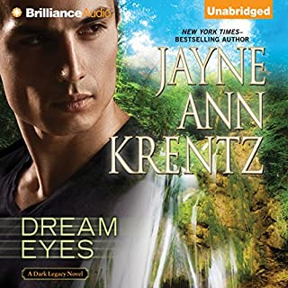 Dream Eyes     A Dark Legacy Novel, Book 2              By:                                                                                                                                 Jayne Ann Krentz                               Narrated by:                                                                                                                                 Tanya Eby                      Length: 9 hrs and 13 mins     324 ratings     Overall 4.3