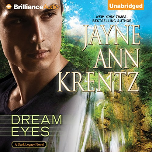Dream Eyes audiobook cover art