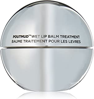 GlamGlow Facial Treatment Cream, Pout Mud Wet Lip, 0.85 Ounce