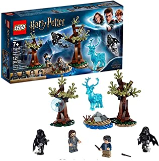 Harry Potter and The Prisoner of Aaban Expecto Patronum 75945 Building Kit (121 Pieces) BIAOYAN-AE