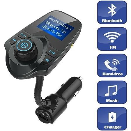 Winnes Fm Transmitter Bluetooth Fm Transmitter Kfz Elektronik